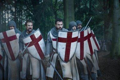 Кадры из сериала Падение Ордена (Knightfall)