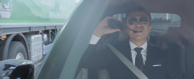Кадры из фильма Спасти панду (Miseuteo Ju: sarajin VIP)