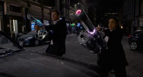 Кадры из фильма Люди в черном 4 (Untitled Men in Black Spin-Off)