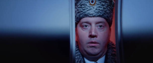 Кадры из фильма Полицейский с Рублёвки. Новогодний беспредел