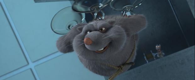 Кадры из мультфильма Тайна магазина игрушек (Tea Pets)