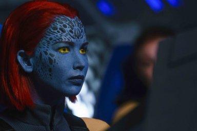 Кадры из фильма Люди Икс: Тёмный Феникс (Dark Phoenix)