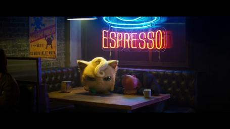 Кадры из фильма Покемон: Детектив Пикачу (Pokémon Detective Pikachu)