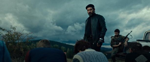 Кадры из фильма Балканский рубеж