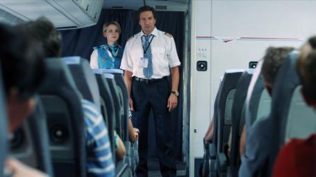 Кадры из сериала Она сбила летчика