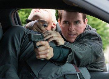 Кадры из фильма Джек Ричер 2: Никогда не возвращайся (Jack Reacher: Never Go Back)