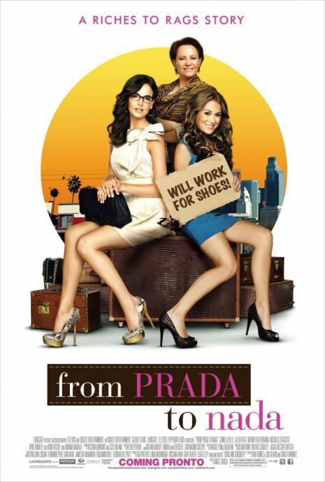 Постеры к фильму Prada и чувства (From Prada to Nada)
