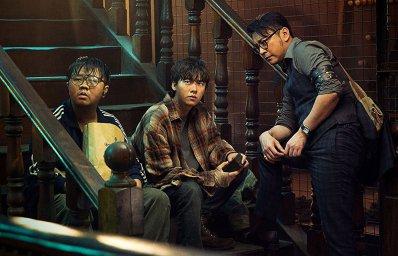 Кадры из фильма Планета зверей (Dong wu shi jie)
