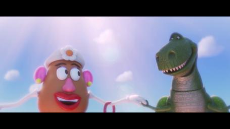 Кадры из мультфильма История игрушек 4 (Toy Story 4)