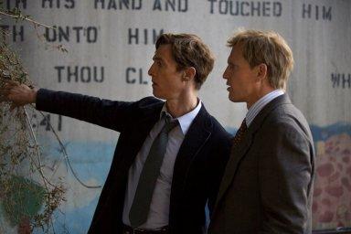 Кадры из сериала Настоящий детектив (True Detective)