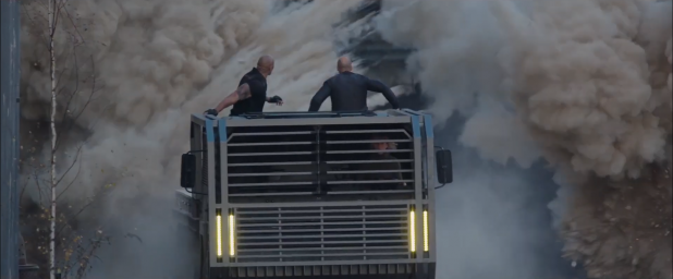 Кадры из фильма Форсаж: Хоббс и Шоу (Fast & Furious Presents: Hobbs & Shaw)