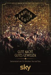 Постеры к сериалу Вавилон-Берлин (Babylon Berlin)