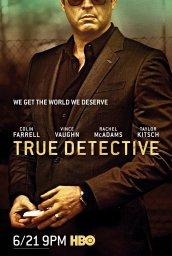 Постеры к сериалу Настоящий детектив (True Detective)