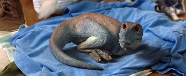 Кадры из фильма Питомец Юрского периода (The Adventures of Jurassic Pet)
